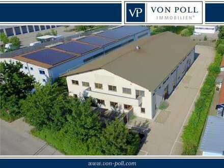 ***Großzügige Gewerbeimmobilie direkt an der A94*** ***Teilfläche ab ca. 440 m² zu vermieten***