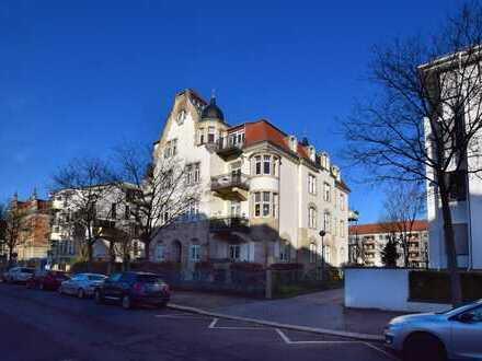Vermietete 3-Raum-Wohnung zur Kapitalanlage in Dresden-Johannstadt