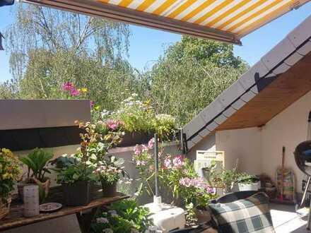 wunderschöne 4-Zimmer Dachgeschosswohnung mit Dachterrasse