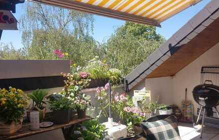 wunderschöne 5-Zimmer Dachgeschosswohnung mit Dachterrasse