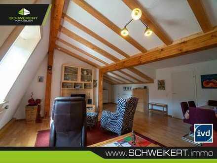 Schwarzwald pur: Moderne Dachgeschosswohnung mit Hallenbadnutzung in FDS-Kniebis