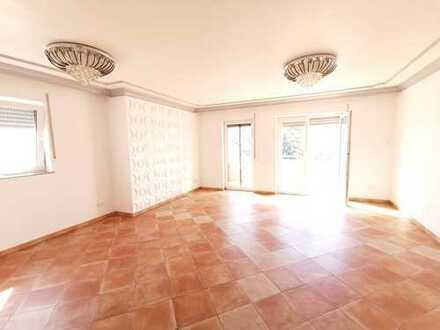 Moderne 3-4 Zimmer Maisonette-Wohnung mit Balkon in gefragter Wohnlage von Hanau!