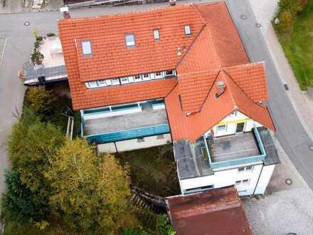 Teileigentum 5-Zimmer-Mehrfamilienhaus mit Lager / Gewerbefläche, Schonach im Schwarzwald