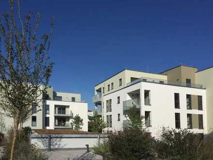 Helle 4-Zimmer Wohnung mit Balkon, 3 Schlafzimmern & 2 Bädern – Neubau-Erstbezug!