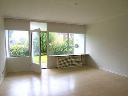 Helle 1-Zimmer Eigentumswohnung mit Südterrasse in Tinnum