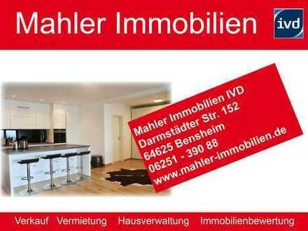 Wohnen mit Loft-Charakter – 2,5 ZKB Wohnung in den Mannheimer Quadraten