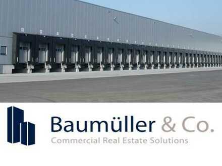 NEUBAU Logistikfläche ca. 25.000 qm