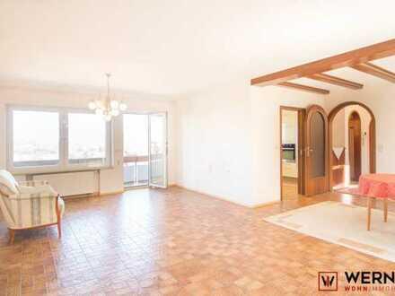 3D-Immobilienkino:*Gepflegtes Einfamilienhaus mit tollem Ausblick*
