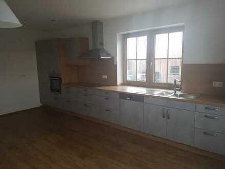Erstbezug 3 ZKB mit Einbauküche: neue großzügige 3-Zimmer-Wohnung in Memmingen-Steinheim