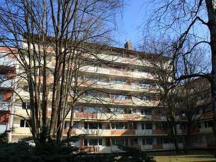 Gut geschnittene 2-Zimmer-Wohnung in der Nähe der Isarauen in Ismaning