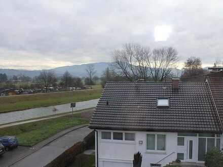 1 Zimmerwohnung auf Zeit nahe Freiburg/Europapark