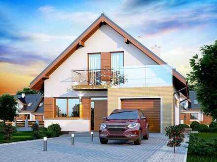 Wir Bauen ihr Traumhaus |Sonniges Einfamilienhaus in ruhiger Lage | Freie Planung