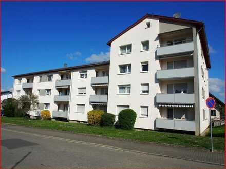 Wohnen zum Wohlfühlen! 4-Zimmer-Etagenwohnung in Mosbach-Neckarelz