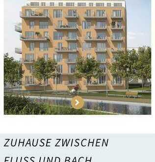 Erstbezug: attraktive 2-Zimmer-Wohnung mit Einbauküche und Balkon in Au, München