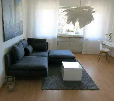 Möblierte 1-Zimmer-Wohnung in attraktiver Lage