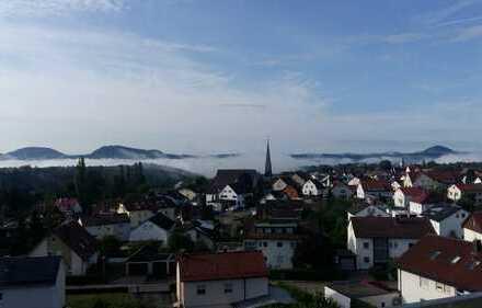 2,5-Zimmer-Wohnung mit Balkon und herrlicher Aussicht in Schwäbisch Gmünd - Großdeinbach