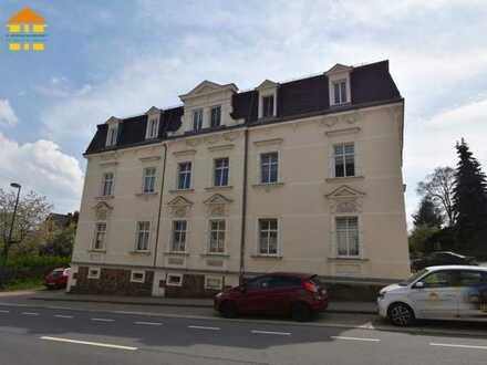 Vermietete 2-Raum-Wohnung mit Stellplatz zur Kapitalanlage!