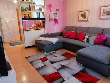 Modernisierte 4,5-Zimmer-EG-Wohnung mit Terrasse und Einbauküche in 73529, Schwäbisch Gmünd