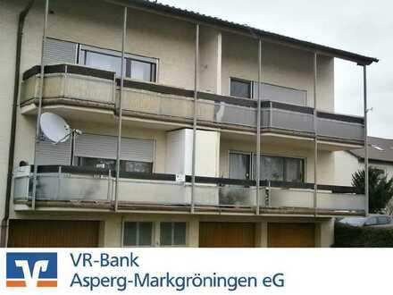 HIER kommt man gerne heim! 2-Zimmer-ETW mit großem Balkon