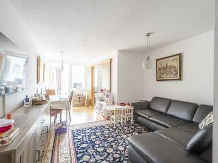 Gepflegte 3-Zimmer-Wohnung in München-Moosach von Privat (1. Hand) im Bieterverfahren