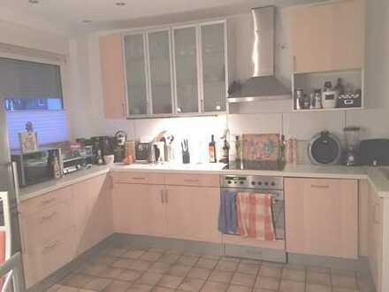 Die Küche steht bereits! Familienwohnung in Do.-Bövinghausen mit Balkon