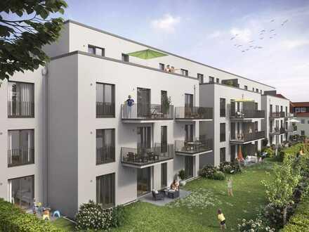 Provisionsfrei und bereits 80% verkauft - 4-Zimmer-Neubauwohnung in Fuhlsbüttel