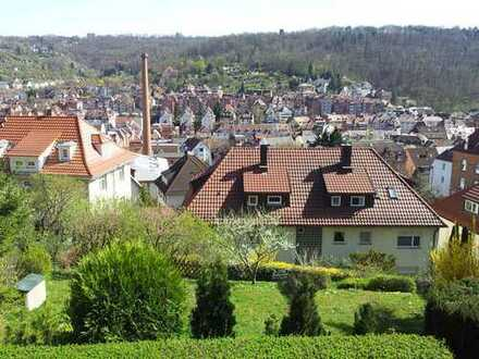 Reiheneckhaus in Aussichtslage Stuttgart Süd