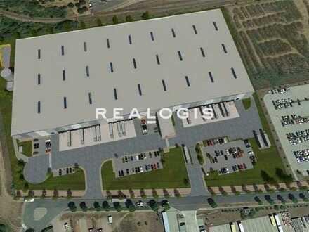 provisionsfrei   Neubaulogistikfläche   Teilflächen ab 3.000 m²