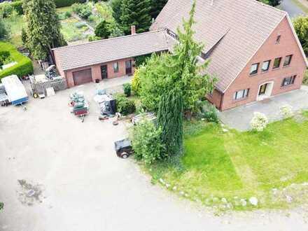 Großes Grundstück, für Mehrbachbebauung geeignet, Top-Lage in Garrel