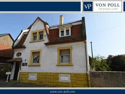 Charmantes und großzügiges EFH mit Garten und Nebengebäude in Alsheim!