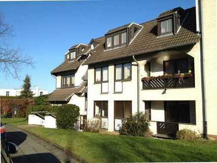 Brüser Berg: freundliche 3-Zimmer-Wohnung mit Einbauküche