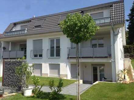 Moderne 2 Zi-Balkon Whg. im 6 Parteinhaus in Beuel-Küdinghoven