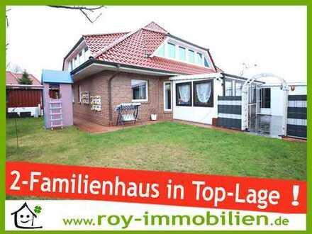 +++ Top moderner 2-Familien-Walmdach-Bungalow, 2 Einbauküchen inklusive, tolle Lage ! +++