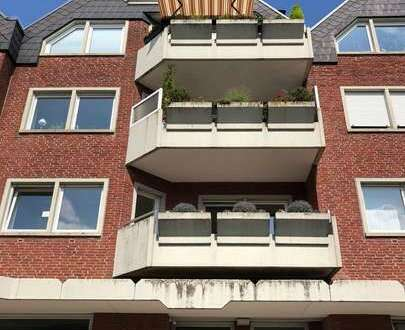 Sonnige und helle Wohnung bequem mit dem Fahrstuhl erreichbar