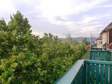 Großzügige Dachgeschosswohnung für Eigennutzer - Provisionsfrei!