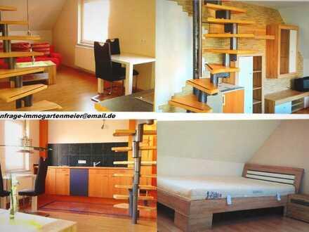 Achtung Pendler !!Top modernes- möbliertes 2 Zimmer Apartment / Neresheim-Elchingen!!