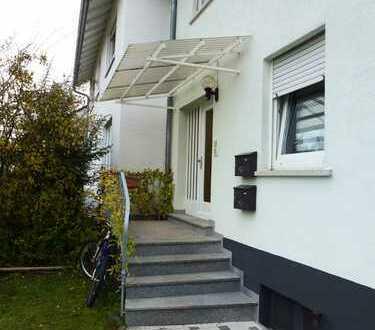 Gepflegtes Zweifamilienhaus in guter Wohnlage!