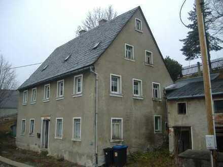 Sanierungsbedürftiges EFH in Großolbersdorf