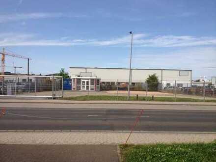 zentrales Gewerbegrundstück mit Doppel-Bürocontainer am Schwabenheimer Weg 125, 55543 Bad Kreuznach