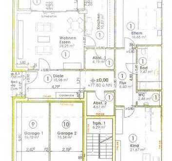 MG Windberg, Top Neubau EG Wohnung Nr 1, ca. 40 m² Terrasse