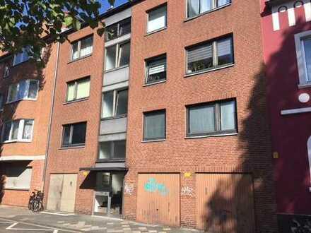 2-Zimmer-Dachgeschoßwohnung in Unterrath