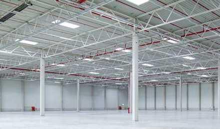 """BAUMÜLLER & CO."" ca. 23.000 m² Hallen-/ Produktionsfläche in TOP LAGE"
