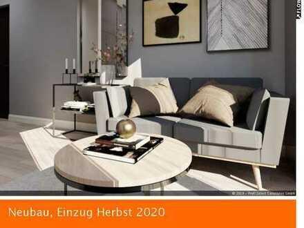 HAUS°54: Eigentumswohnung mit Terrasse und Garten