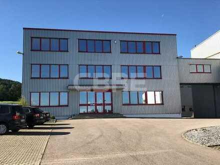 Moderne Produktionsliegenschaft in Essingen zu verkaufen