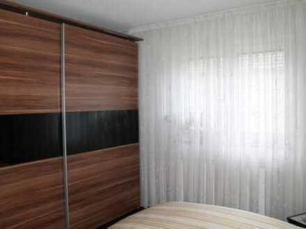 Schöne Wohnung in 8-Parteien-Haus, 82 qm, 3 Zimmer, mit Südbalkon in Unterliederbach