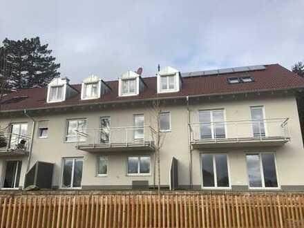 Erstbezug: ruhig gelegene 2-Zimmer-Wohnung mit Balkon in Schäftlarn