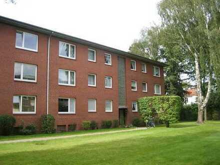 Kapitalanlage! Vermietete 1-Zimmer-Wohnung in Groß Borstel!