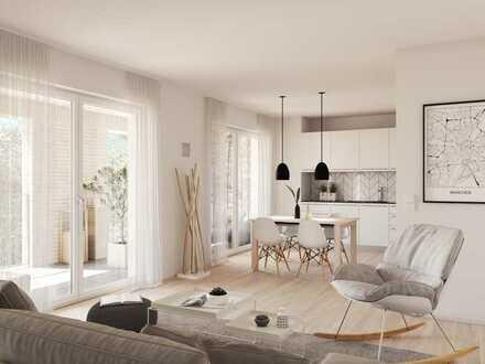 Wohlfühlwohnen! Elegante 3,5-Zimmer-Wohnung mit Loggia im charmanten Stadtteil Au-Haidhausen