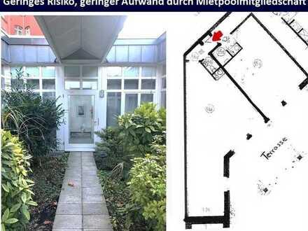 Beliebtes Anlageobjekt in Aachen am Blücherplatz