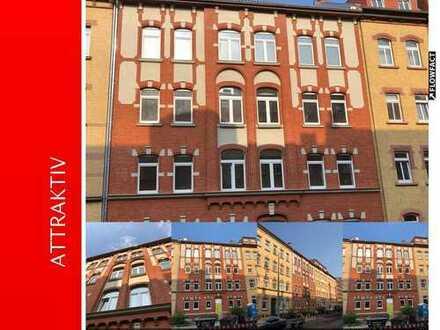 ATLAS IMMOBILIEN: MFH saniert mit 9 WE zur Miete *noch freie Gestaltung* *Erfurt*